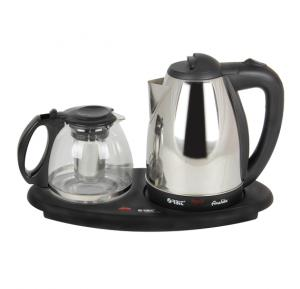Orbit Teapot With Kettle Set-ANAHITA
